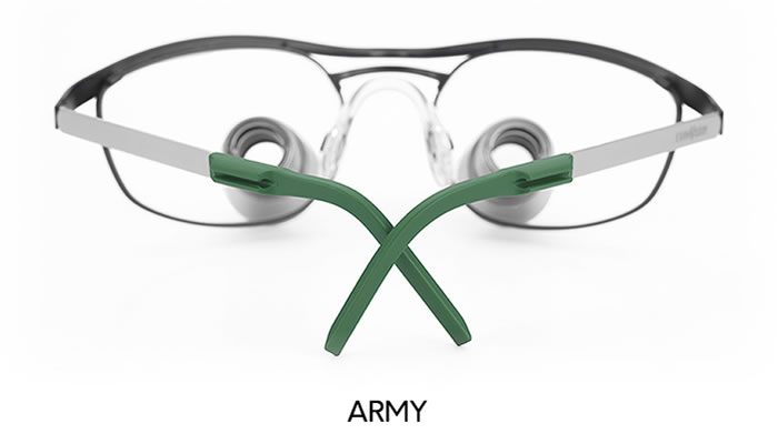 examvision temple tips army